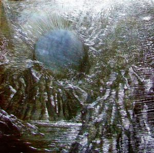 drypoint_rising by Ann Hardcastle