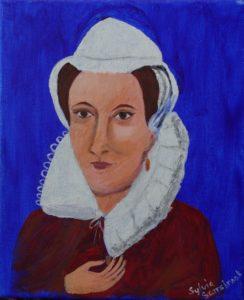 mary by Sylvia Scarsbrook