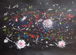 chaos by Sylvia Scarsbrook