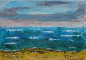 sea & shore by Sylvia Scarsbrook