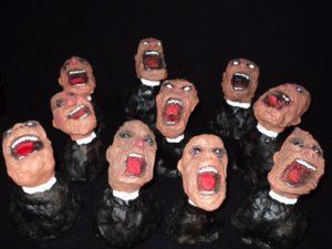 Unholy Choir by terry kavanagh