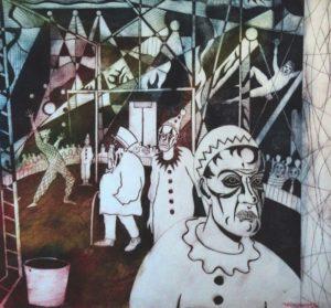 Clownhouse by terry kavanagh