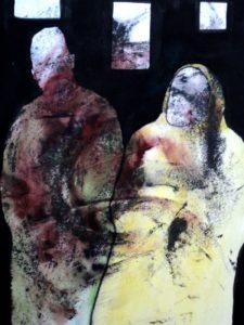 Shrouded Figures by terry kavanagh