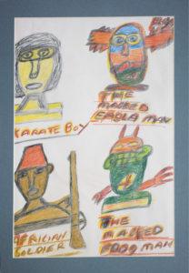 Karate Boy by Roy Collinson