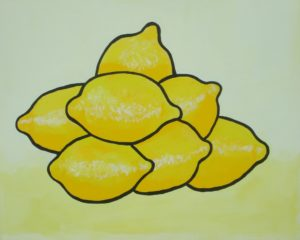 Lemons No4 (2011) by Panoramic Dreamscape