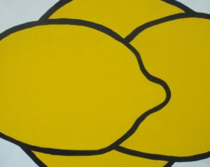 Lemons No5 (2011) by Tess Springall
