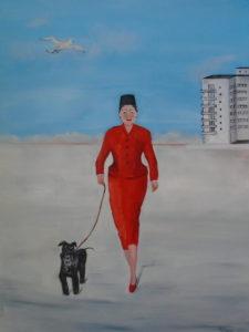 Lady Mitzi by nicholas marsh