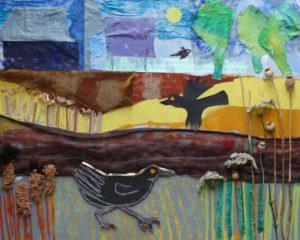 Flying the Wurzel Field by Kathleen Mattsson