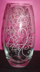 Flower vase by Worcswoman40