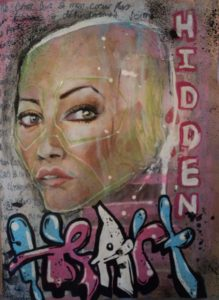 'Hidden Heart' by David Kinder