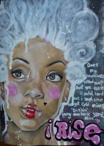 'Haughtiness' by David Kinder