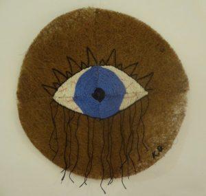 Once upon an eye by Karine Gullino