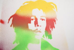 Bob Marley by Second thoughts first