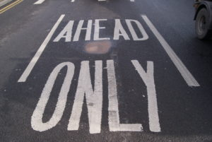 Ahead only by Second thoughts first