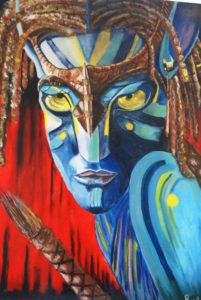 Avatar by Paul Ashton