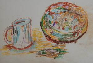 Still Life by Ted