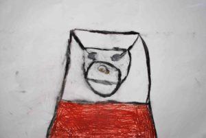 Monkey #3 by Linda Bell