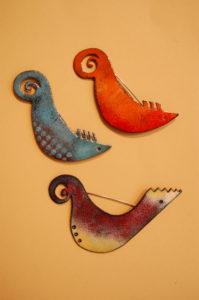 Strange Creatures by Carolyn Lucas