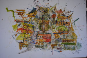 City of Oxford by Moez Arts