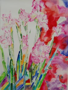 Gladiola by Layla Hooper