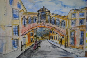 Bridge of Sighs by Moez Arts