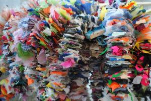 Threaded Sculpture (detail) by Mary Ogunleye