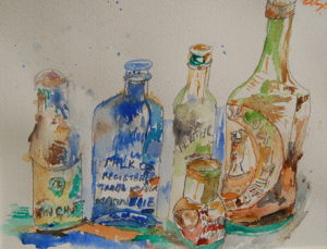 Bottles by Ted