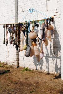 Hanging Frame 1 by Linda Bell