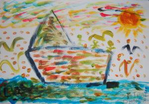 Boat by Satpal Dhanoa