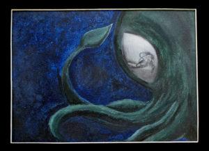 Diver by Simon Aronson