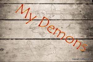My demons by Missjazzpiano