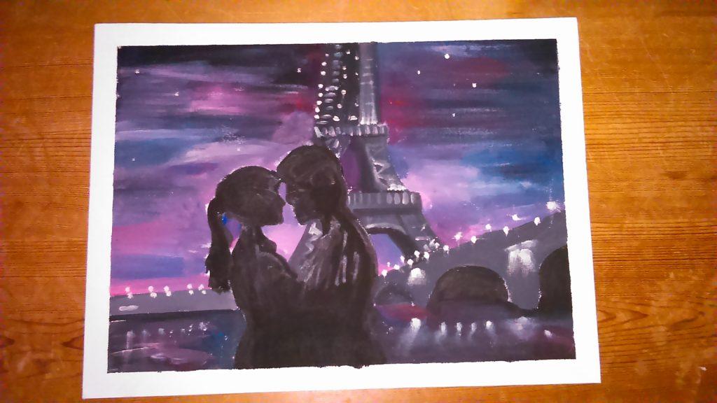 25647    4105    The City of Love Paris        6891