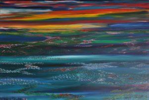 Floating in suspense by Miro Tomarkin