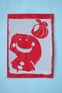 Mr Blobby by Jackie Marsh