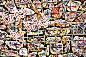 Brick by Brick by Missjazzpiano