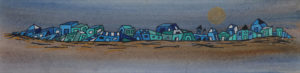 Blue City by MADARTS