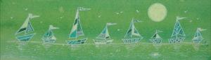Green Boats by MADARTS