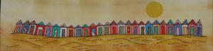 Beach Huts by MADARTS