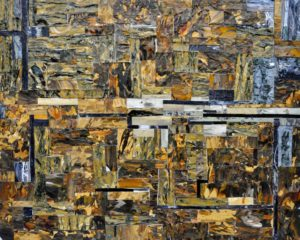 Abstract Composition 1 by Liliana Gallagher