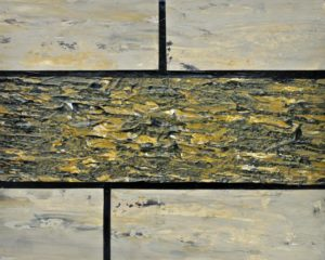 Abstract Composition 2 by Liliana Gallagher