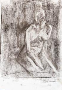 female nude by Terri Avril Winchester