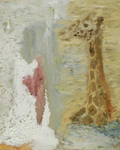 Untitled (The giraffe) by Berenice  Gayer