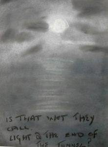 Light at the end. by mumamafia