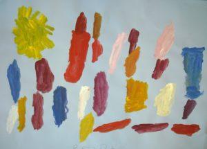 Sun & Pots by Brenda Allen