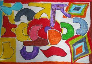 Numbers by Edwina Slinn