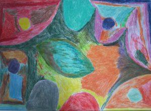 Shapes by Edwina Slinn