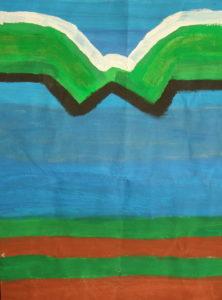 Mountains & Valleys by Brett Hidden
