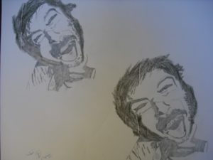 The Faces by anil