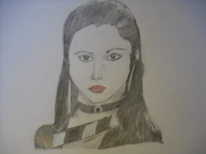 The Actress by anil