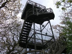 The Gazebo at Sheringham Park by Brett Hidden